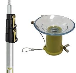 DOCAZOO 5-12 Foot DocaPole Light Bulb Changer