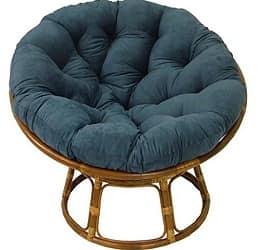 International Caravan Rattan Papasan Chair