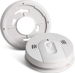 Kidde Smoke and Carbon Monoxide Detector Alarm