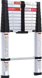 Lionladder 10.5FT ANSI Type I Aluminum telescoping ladders
