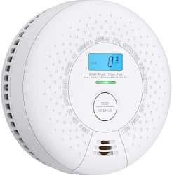 X-Sense Combination Smoke Carbon Monoxide Detector