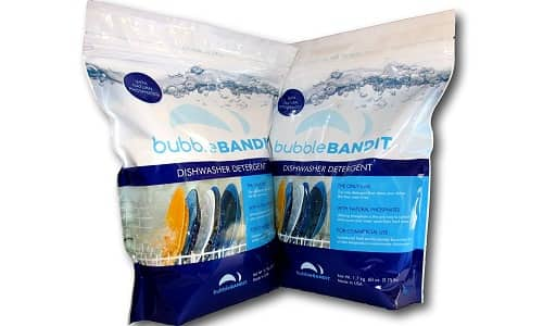 Bubble Bandit Dishwasher Detergent