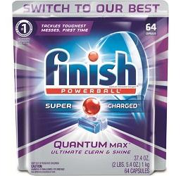Finish Quantum Max Powerball