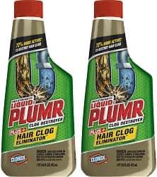 Hair Clog Eliminator, Liquid Drain Cleaner
