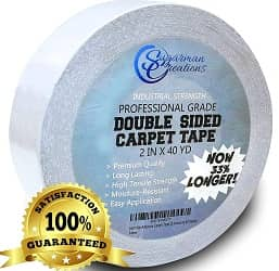 Sugarman Creations Strongest Double Sided Carpet Tape