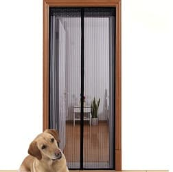 Aloudy Magnetic Screen Door
