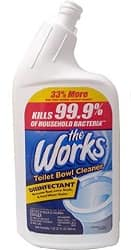 Home care lab the works 32-ounce toilet bowl cleaner