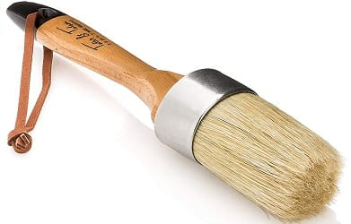 Professional Chalk Wax Paint Brush