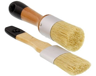 US Art Supply Chalk Paint Brush