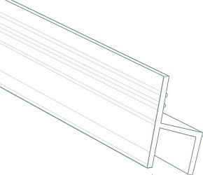 Glass Door Seal Strip