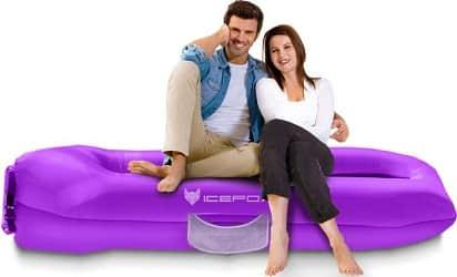 Icefox Inflatable Lounger Air Sofa