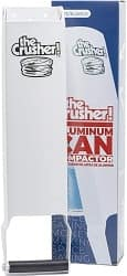 The Crusher, Aluminum Can Compactor