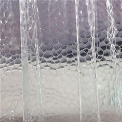 Adwaita Heavy Duty EVA Plastic Curtain Liner