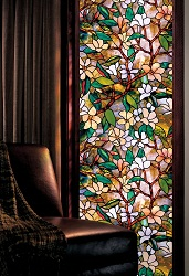 Artscape 01-0113 Magnolia Window Film