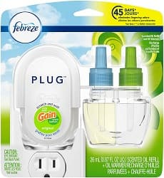 Febreze Plug Odor-Eliminating Air Freshener