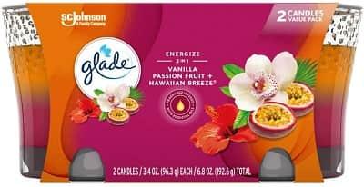 Glade Candle Jar