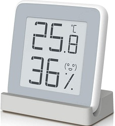 Homidy digital hygrometer