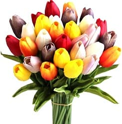 Mandy s Multicolor Artificial Tulip Flowers
