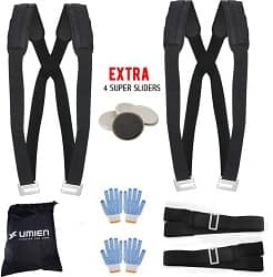 Moving & Lifting Straps By UMIEN