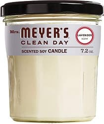 Mrs. Meyers Clean Day Scented Soy Candle
