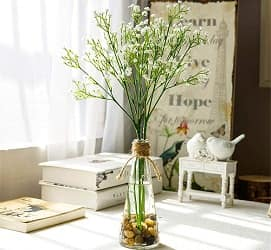 Nerseki Artificial Baby Breath Gypsophila Flower
