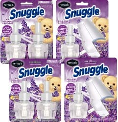 Renuzit Snuggle Scented Oil Plug-in Air Freshener
