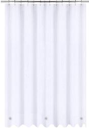 Utopia Bedding PEVA Shower Curtain Liner