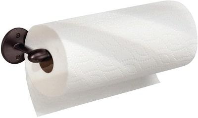 iDesign Metal Paper Towel Holder