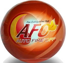 AFO Fire Ball, ABC Fire Extinguisher