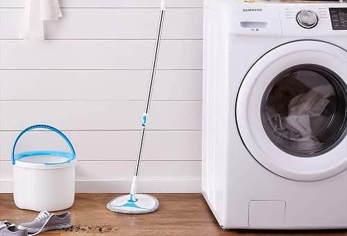 AmazonBasics Spin Mop