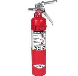 Amerex B417, 2.5 lb A B C Fire Extinguisher