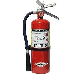 Amerex B500, 5lb ABC Dry Chemical