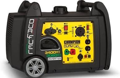 Champion 3400-Watt Portable Generator