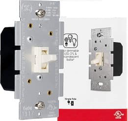 Dimmer switch by GE