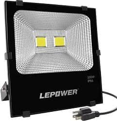 LEPOWER 100W led flood light
