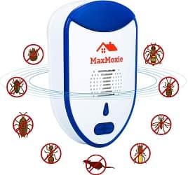 MaxMoxie 2020 Ultrasonic Pest Repeller