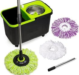 Simpli-Magic Spin Mop