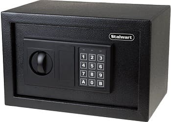 Stalwart Digital Safe-Electronic Steel Safe