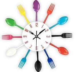 Timelike Kitchen Wall Clock