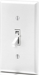 Toggle Slide Universal Dimmer by Leviton